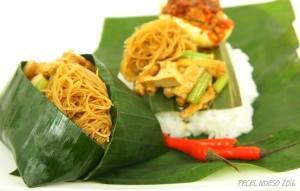 nasi bungkus
